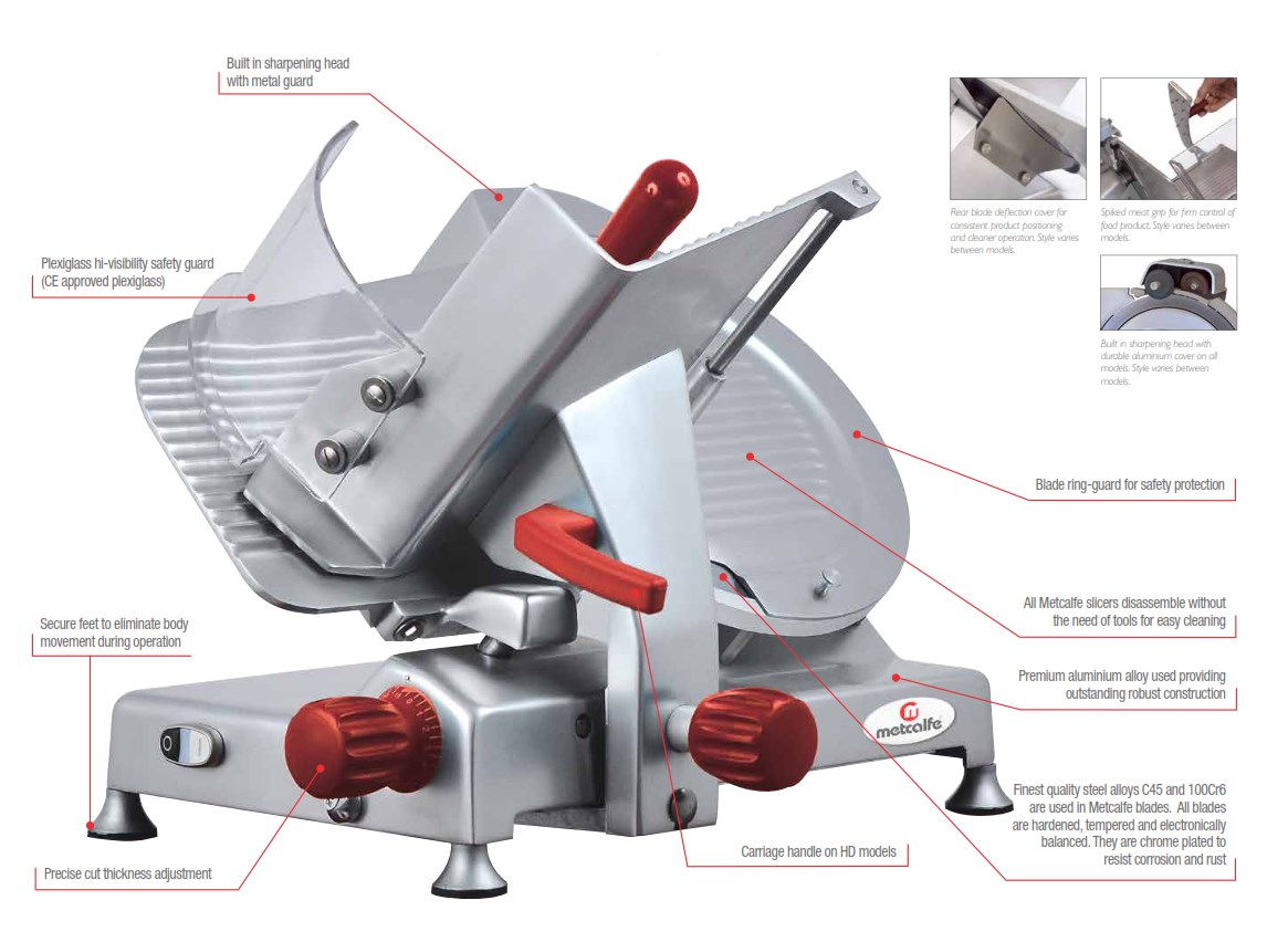 Why buy Metcalfe Slicers 1