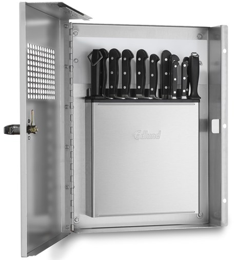KLC-994 Locking Knife Cabinet